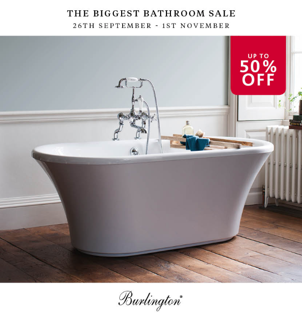 Burlington Bathrooms On Twitter THE BIGGEST BATHROOM SALE Find - Nearest bathroom