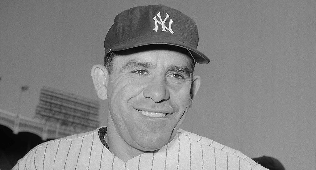 We are deeply saddened by the loss of a Yankees legend and American hero, Yogi Berra. http://t.co/Bf8uXxUPzR