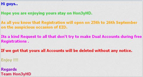 hon3yhd invite code