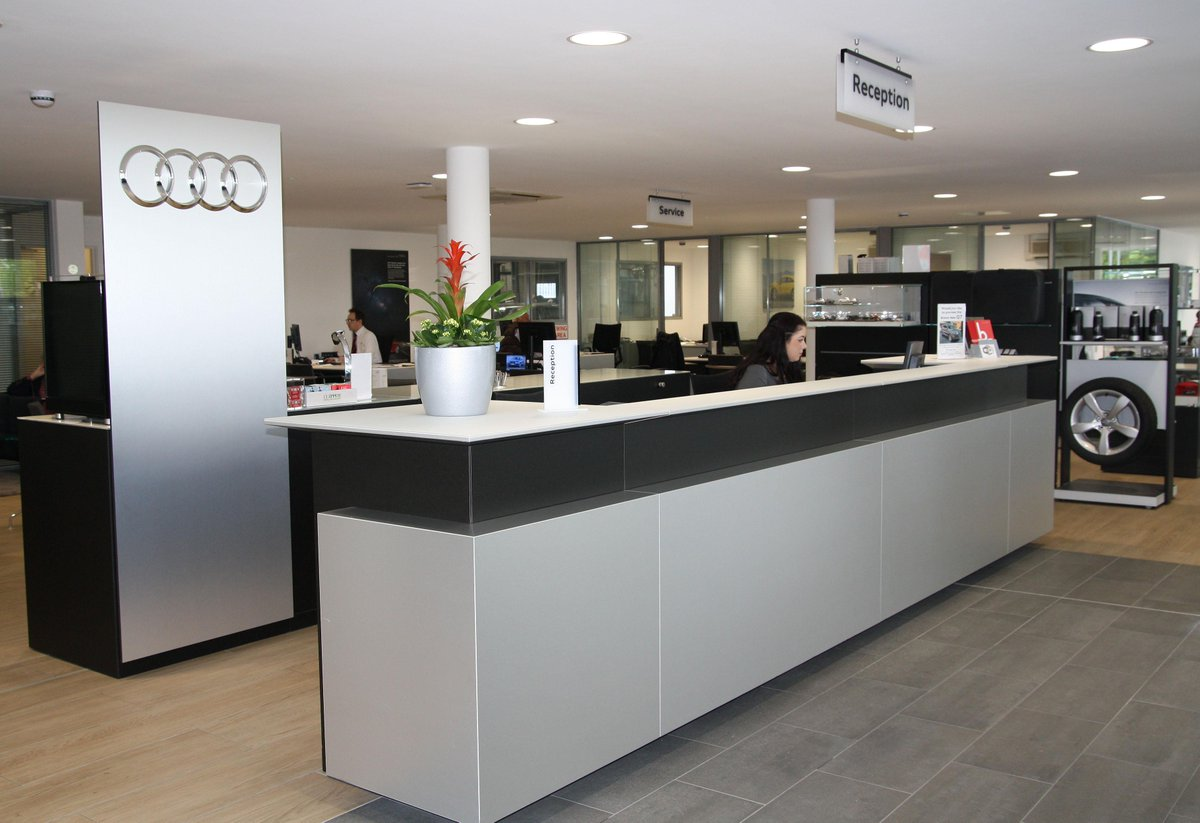 Yeovil Audi On Twitter Has A Vacancy For Part Time Showroom Host