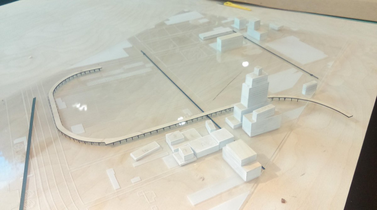 The 3D fabricated model in development @uw_abe #BIM4SMEGiants #BuildNYLive http://t.co/vD5XTSaSqW