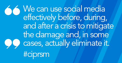 What role does social media play in a comms crisis? Get top tips from this new @CIPRsm guide http://t.co/Vkz9grfCmj http://t.co/6rxIj4eM5q