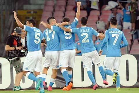 Rojadirecta CARPI-NAPOLI in Streaming Gratis Diretta Sky Serie A