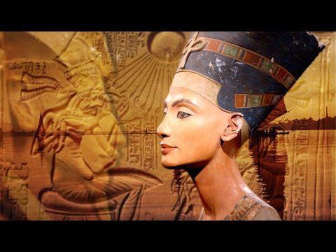 Scoperta del Secolo con Nefertiti nella Tomba di Tutankamon.