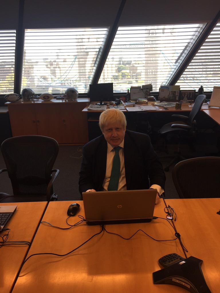 Afternoon folks - I'm ready for your questions let's get cracking #askboris http://t.co/ifFR2Jtex8
