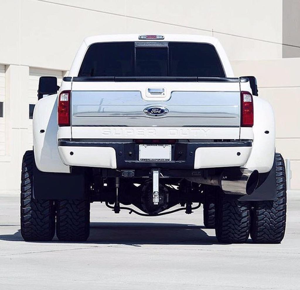 "Truck Platinum: TORQ ARMY On Twitter: ""Dually SuperDuty"