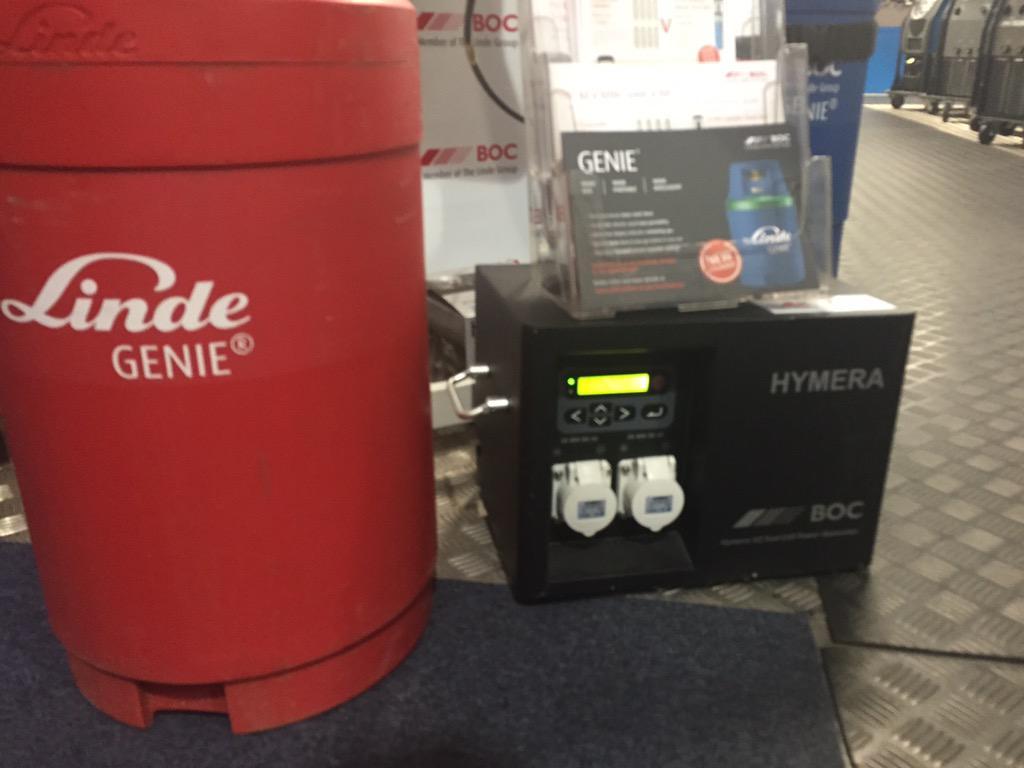 Hymera Generator