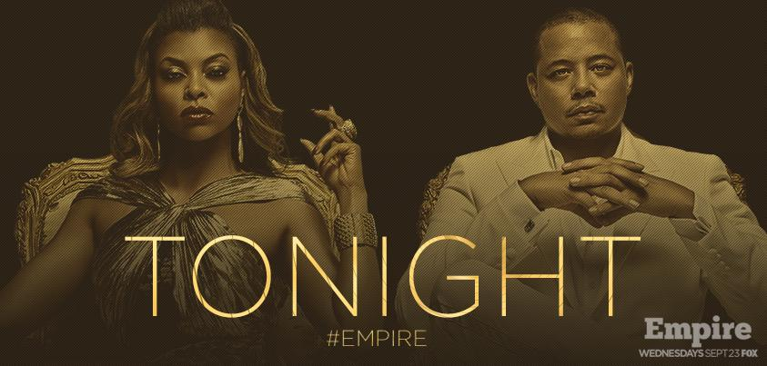 empire on twitter it 39 s finally here tune in tonight for the empire season 2 premiere at 9. Black Bedroom Furniture Sets. Home Design Ideas