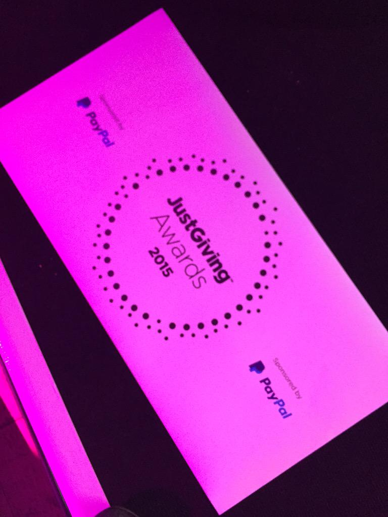 It's very nearly time... #JGAwards http://t.co/WneZNpiQvx