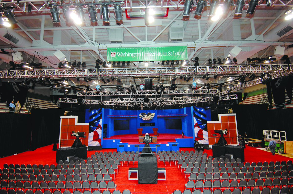 WashU is honored to once again be selected as host of a presidential debate.  #WashUdebates2016 http://t.co/qyQcqLeVkA