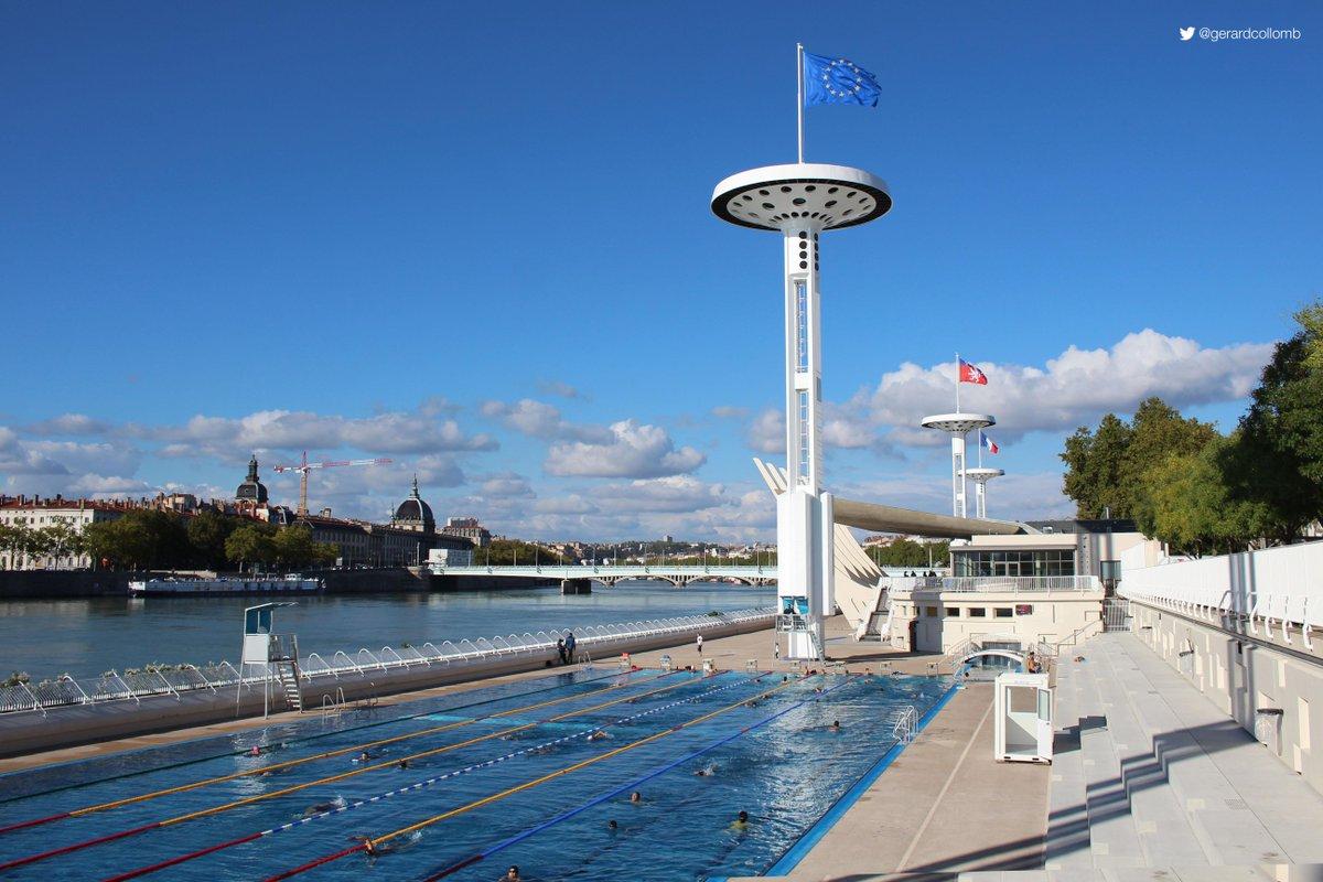 La piscine du rh ne devient le centre nautique tony for Piscine rhone lyon