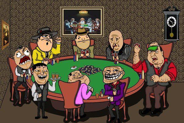 Прикольные картинки покера, картинки топазовая