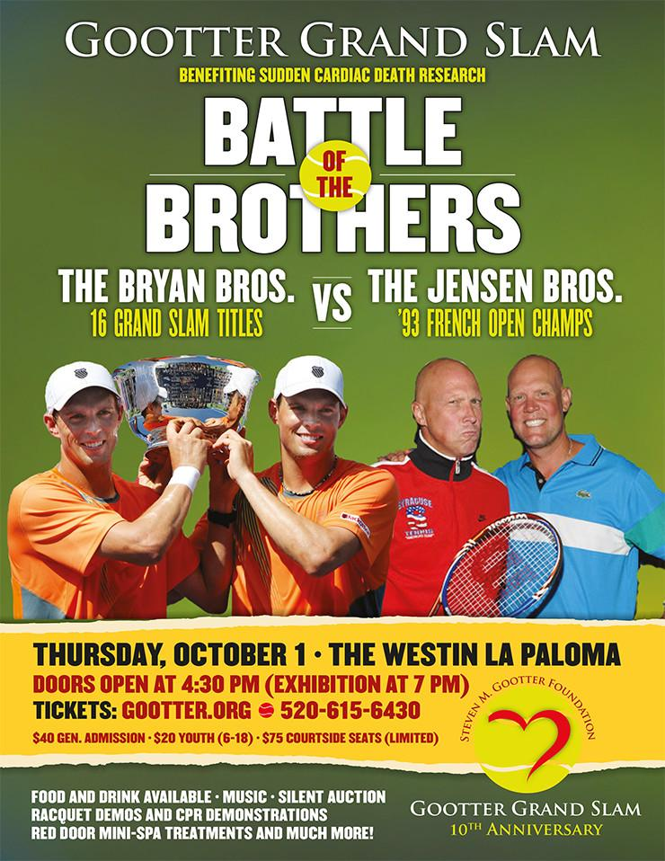 Bryan Brothers​ take on The Jensen Bros for charity: http://t.co/vazgXMVY9w http://t.co/SOrEsLhx16