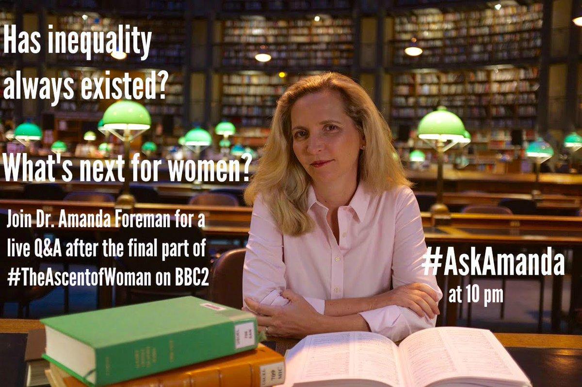 Thumbnail for BBC2 #AscentofWoman Q & A