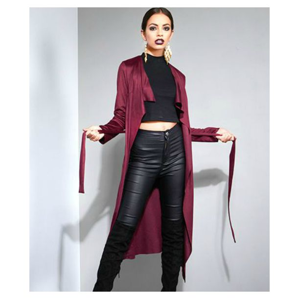 This #suede waterfall #jacket is perfect for all seasons; which color will you choose? > https://t.co/9kx33wyRK9 https://t.co/7cUjRGs5fu