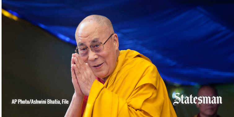 statesman: Dalai Lama: A future female Dalai Lama would have to be ...
