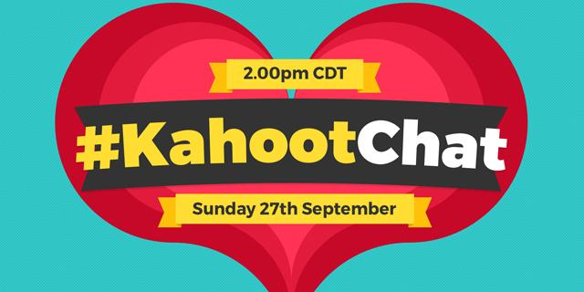 Thumbnail for #KahootChat