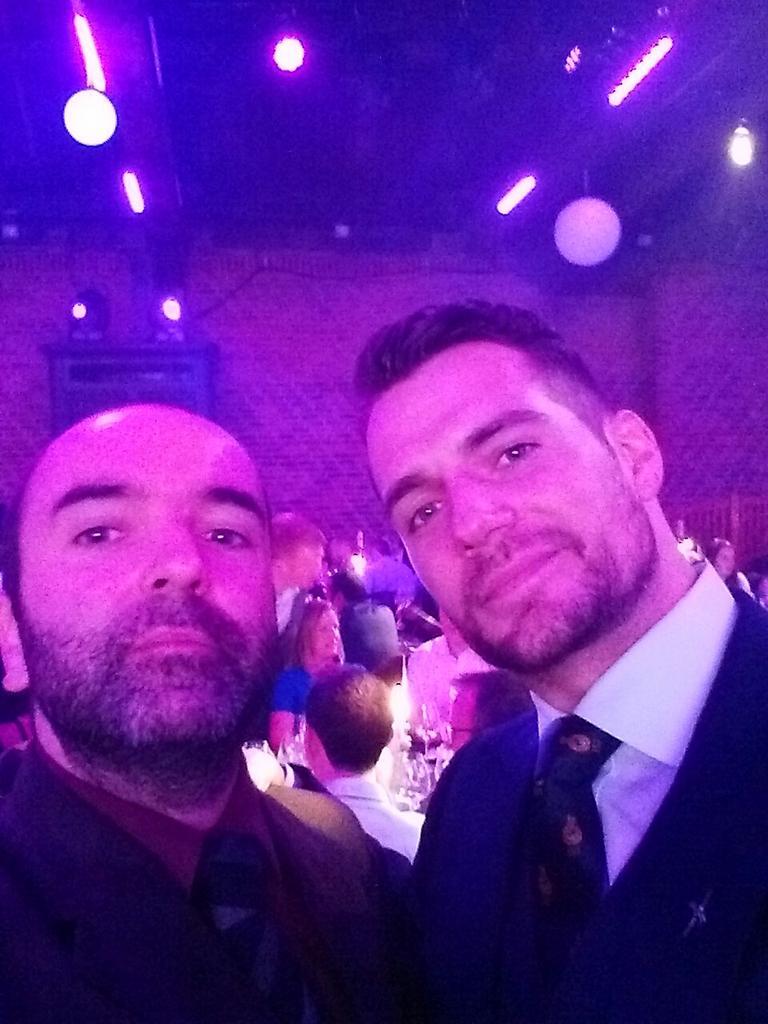 Super selfie at #JGawards http://t.co/FZWtax4aHQ