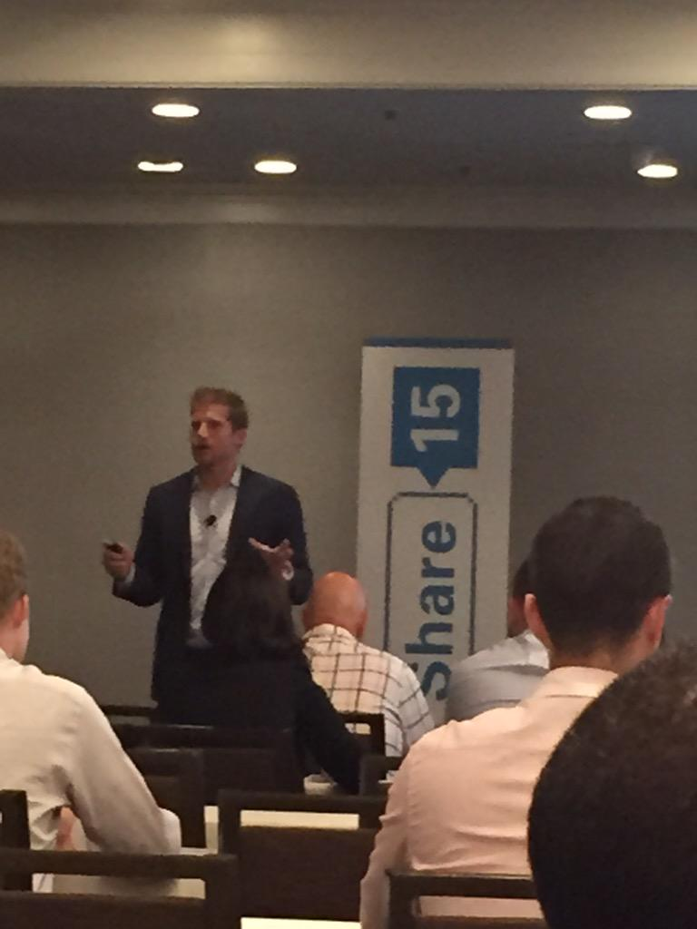 .@chrisbennett of @97thFloor shares how to bucket #keywords for #content success at #Share15 http://t.co/JvsydGAGeD
