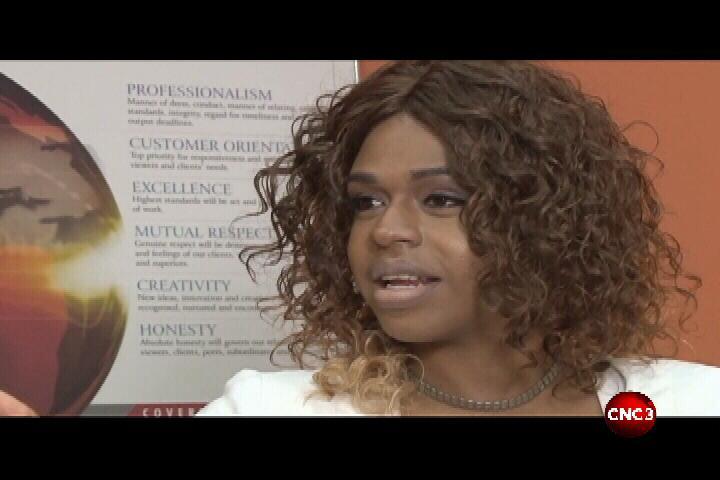 Transvestite and trinidad