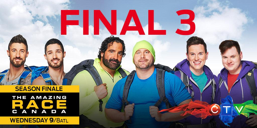The Amazing Race Canada on CTV on Twitter: