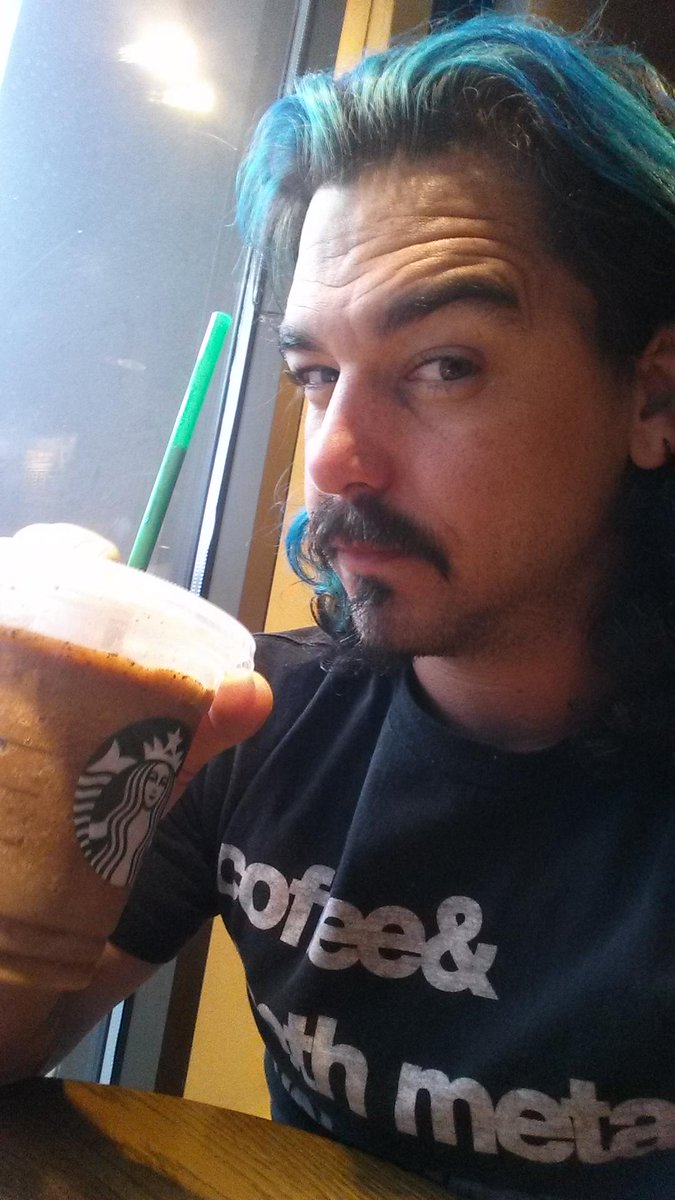 No WiFi at home so I'm #WeirdEd-ing from Starbucks. Hope they are cool with #shirtlessDoug bc that's how I chat, yo. http://t.co/c0O3Ih7iS8