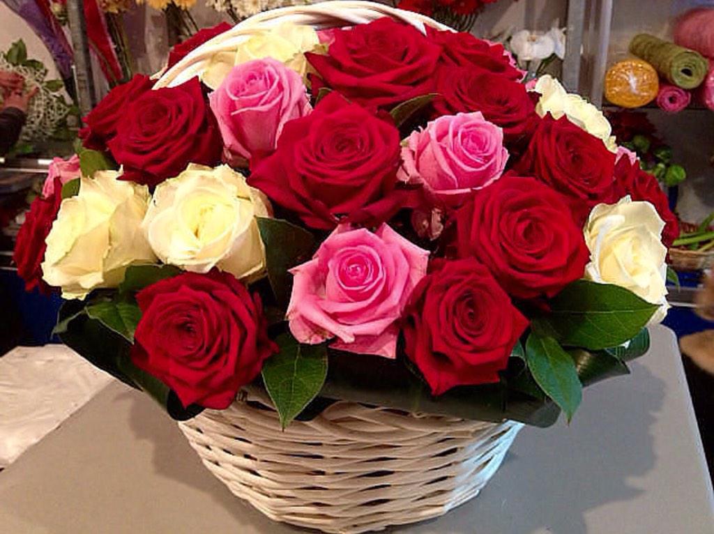 Открытки цветы в одноклассниках