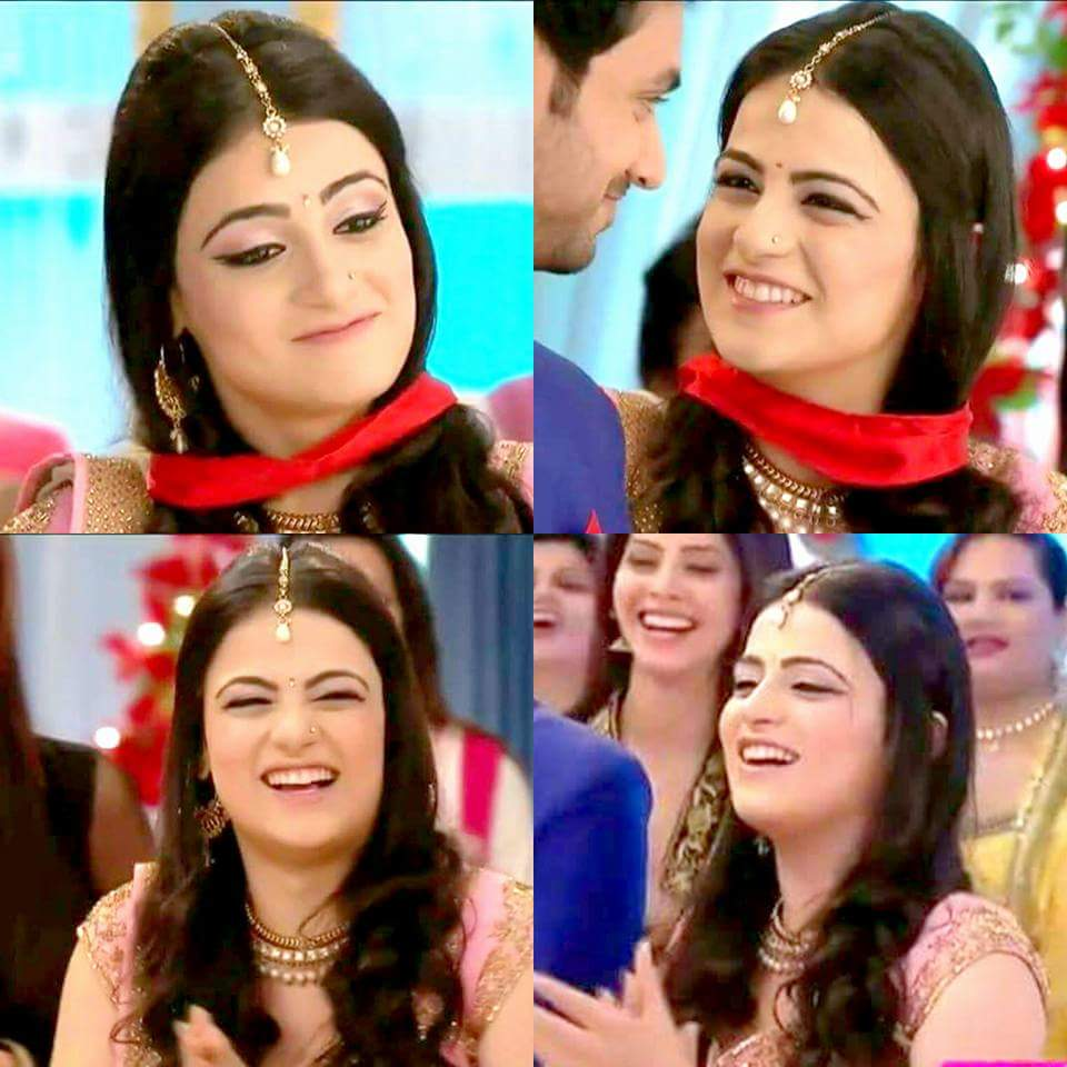 Expression #PrincessRadhika.. @kajal_ishveer @radhikamadan01 @shaktiarora @mirha_noor @salmanirshad15 @MeriAashiquiFCpic.twitter.com/DV4mmMXvJz
