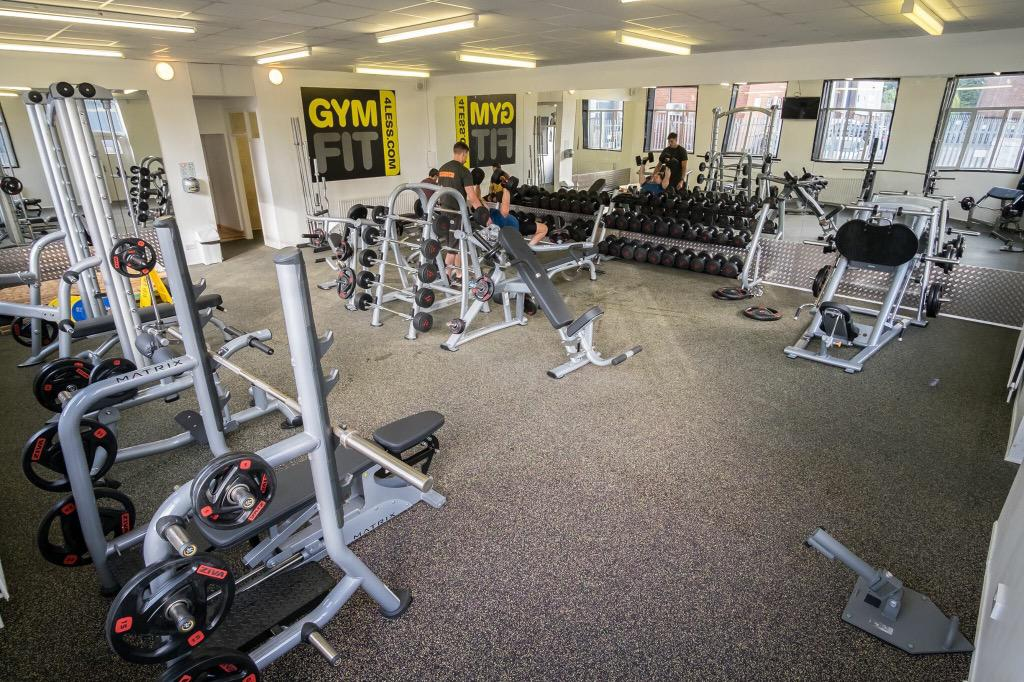Fit For Less >> Michael Walker On Twitter Gym Fit 4 Less High Wycombe