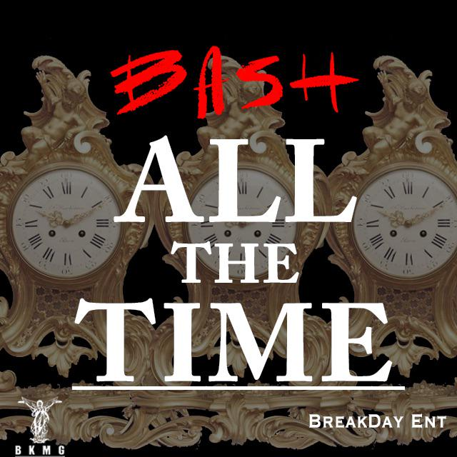 "@iiambash - ""All The Time"" (audio) prod. by @yxhnny - https://t.co/qtTNA80bDt // #TakeAListen #NewDope // http://t.co/xWq5ewonbu"