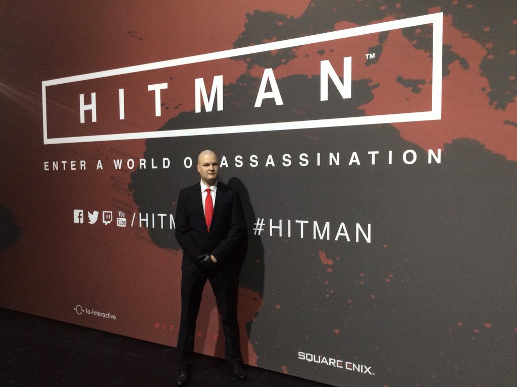 Hitman 2 A Twitter Some Fantastic Agent 47 Cosplay From