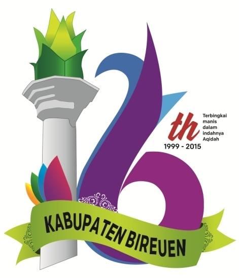 Aceh Xpress On Twitter Ini Logo Resmi Hut Kabupaten Bireuen Ke 16 Http T Co 7spf72wpp1 Http T Co Wlao1qtskl