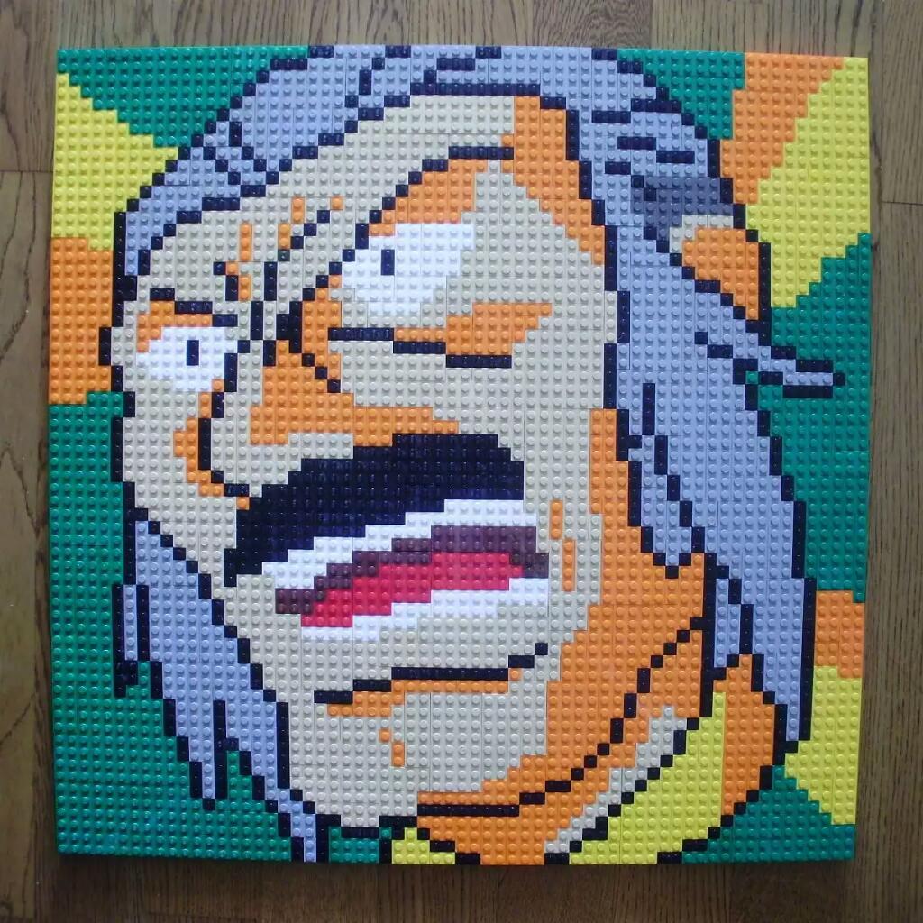 @LEGOdouMoko 〈撃てええぇぇい!ドモンよおおおぉぉぉぉ!!!! http://t.co/5jpARdwR9T