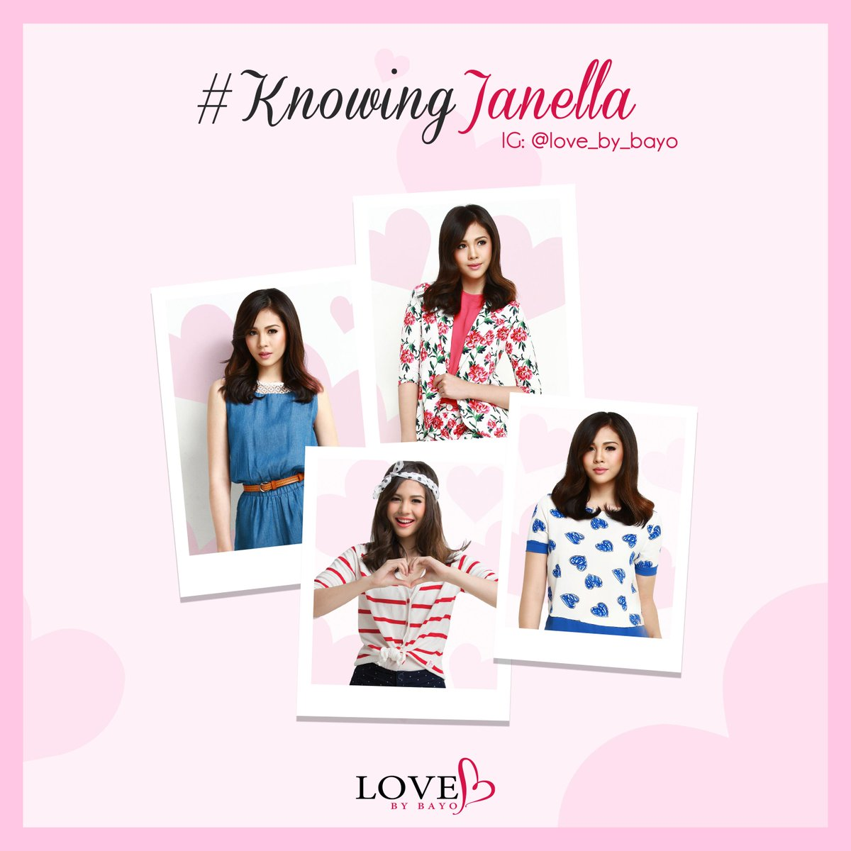Get to know Janella Salvador! Exclusive infographics about our Bayo girl at http://t.co/fTfq2esQID! ❤️ Follow us! http://t.co/GlrZlsMvIi