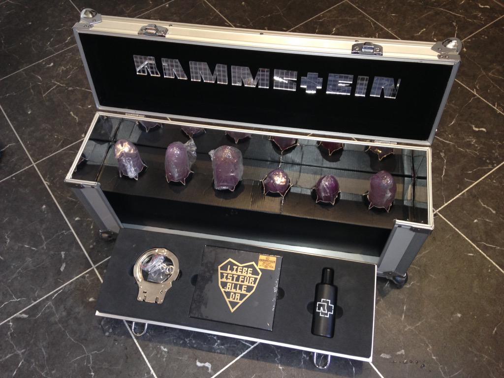 Tim Veness On Twitter I M Selling My Rammstein Liebe Ist Fur
