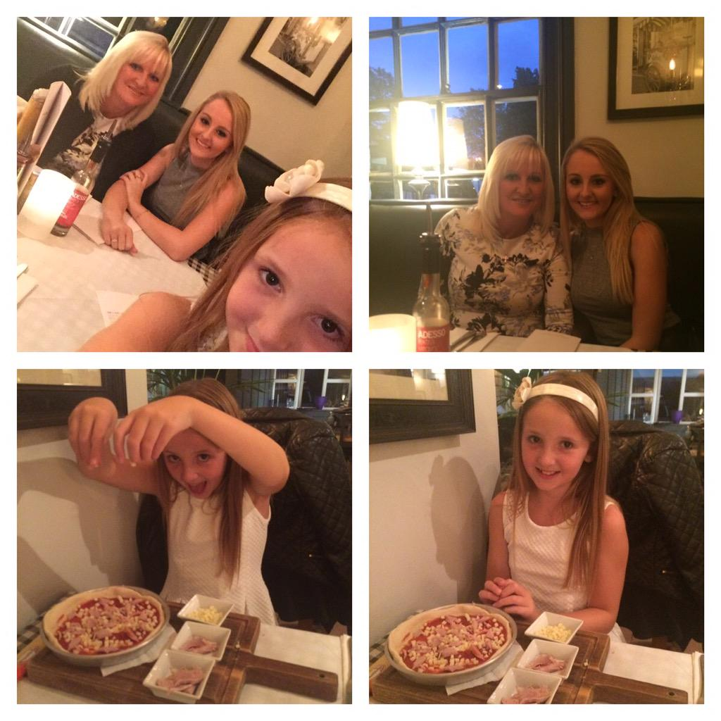 @CasaMattaPizza Had a great night last night. Make your own pizza went down a storm. Great service, thanks Gary