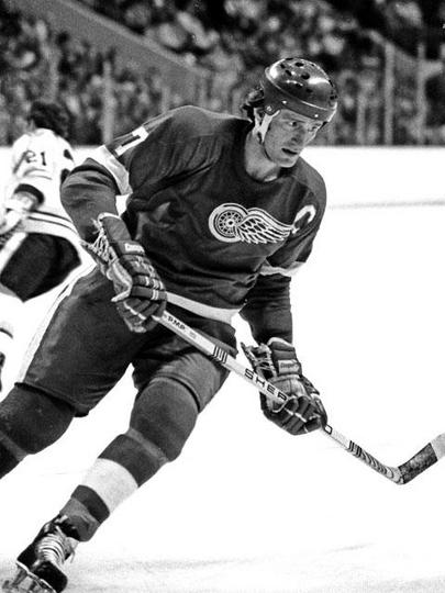 Image result for dan maloney red wings