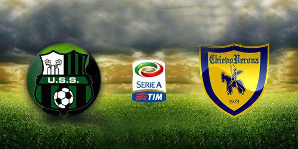 Sassuolo-Chievo Streaming Rojadirecta.