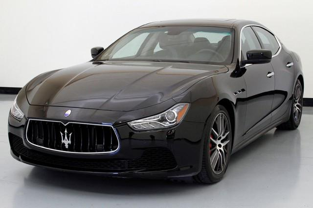 """Car Lister on Twitter: """"This 2014 Maserati Ghibli S is just like the one driven by Jason Statham in Fast & Furious 7! https://t.co/WwOeJk3AN1 ..."""