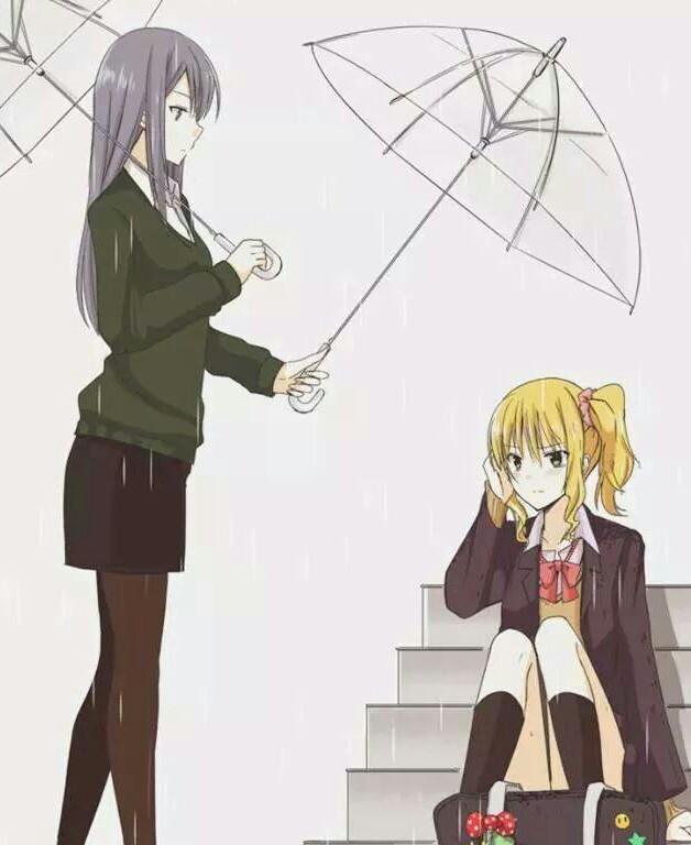 yuri and friends