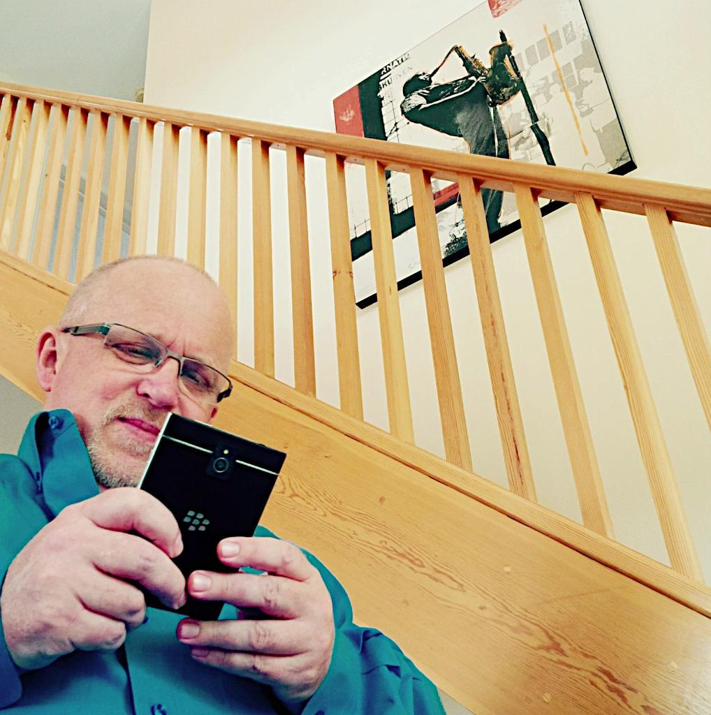 See why this global #software exec swapped his #tablet for a #BlackBerryPassport http://t.co/1dYISF8sZp