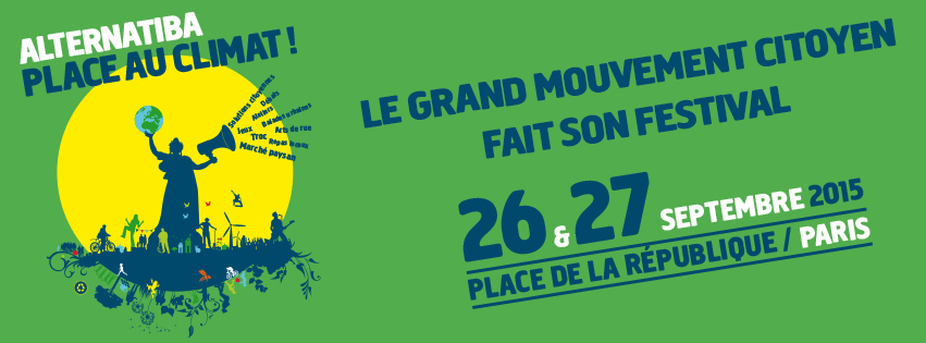 RT @campusparis Dimanche, @campusparis sera en direct du village @1000Alternatiba à République! Plus d'infos> http://t.co/TvZUhRfr2G