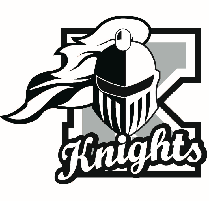 Knights Logo Ka... Ojo White Knight Logo