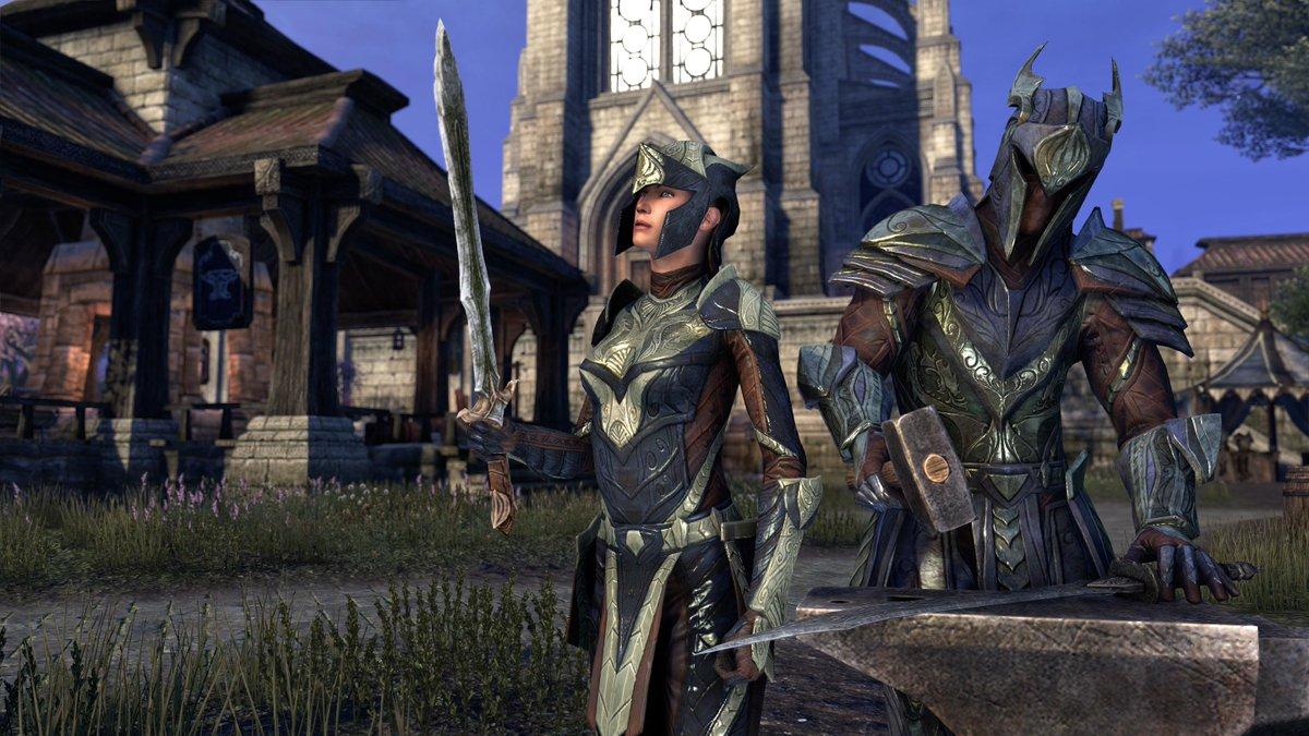 The Elder Scrolls Online On Twitter Weve Updated The Esotu Crown