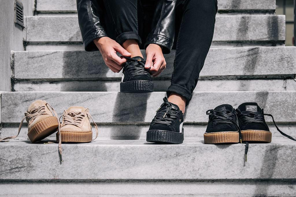 puma creepers for male