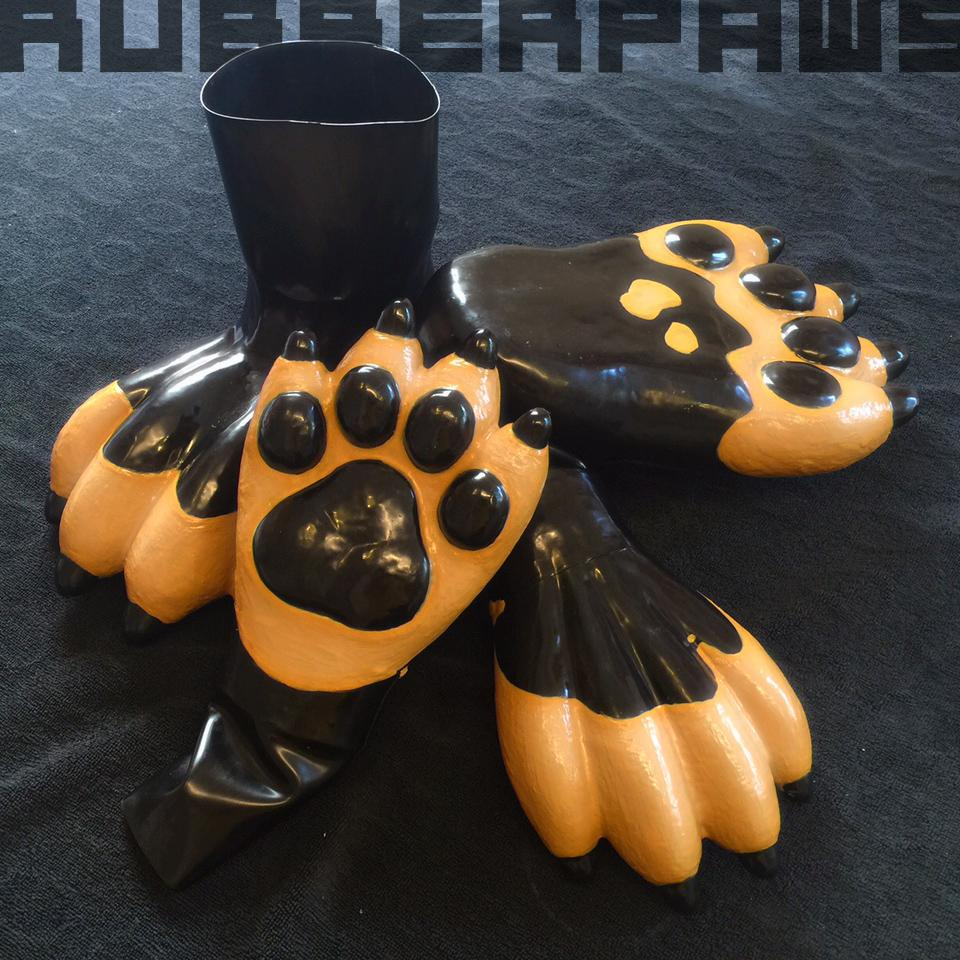 Rubber Paws
