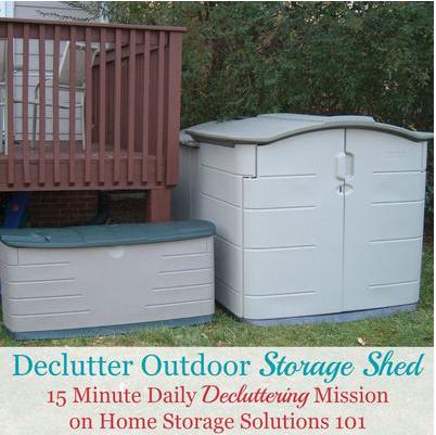 #Declutter Outdoor Storage Shed   Http://ht.ly/SCBt6 #GotJunk #MakeItVanish  Vanish Junk Removal #LongIslandpic.twitter.com/k0LYDEWIIH