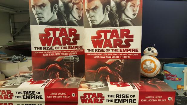 Star Wars Books On Twitter Star Wars Rise Of The Empire Is Almost Here W New Shorts By Blueterraplane Jasoncfry And Jjmfaraway On Sale 10 6 Http T Co Vrbkqlqobg