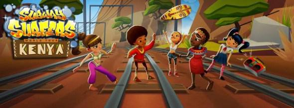 Subway Surfers Brings Kenyan Theme as it hits 1 Billion downloads http://t.co/AhFKjFSaZe http://t.co/ba8jYAGD9b