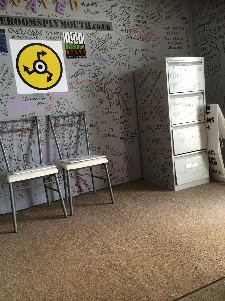 Wicked Escape Rooms